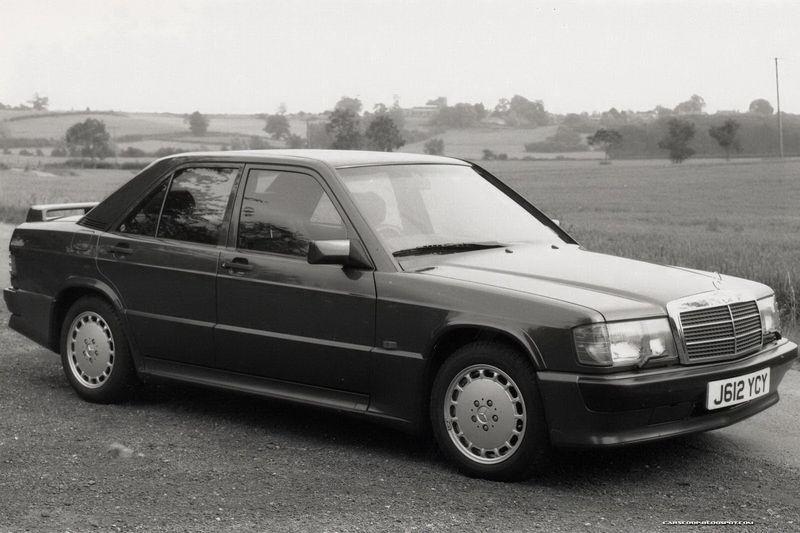 Легендарный Mercedes Benz 190 W201